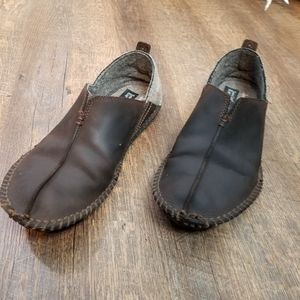 Timberland Shoes - Timberland Front Country Lounger slip on sz 8